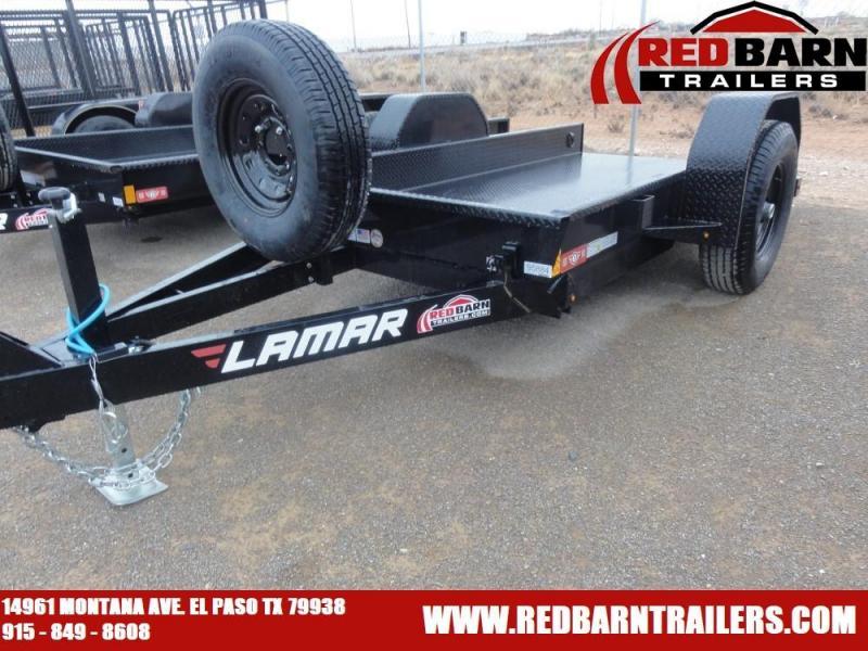 59 X 10 2021 Lamar Trailers SH591017 Equipment Trailer