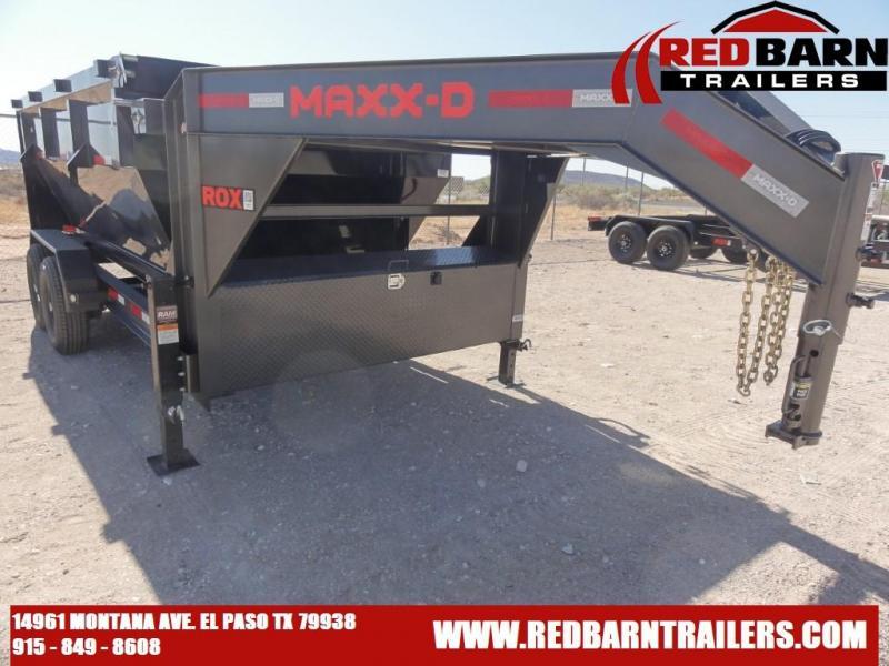 7 X 14 2021 MAXXD ROLL-OFF DUMP