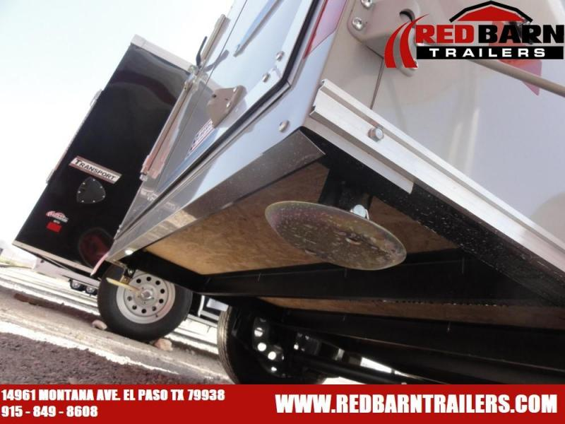5 x 8 2021 ENCLOSED/CARGO INSULATED CAMPING TRAILER