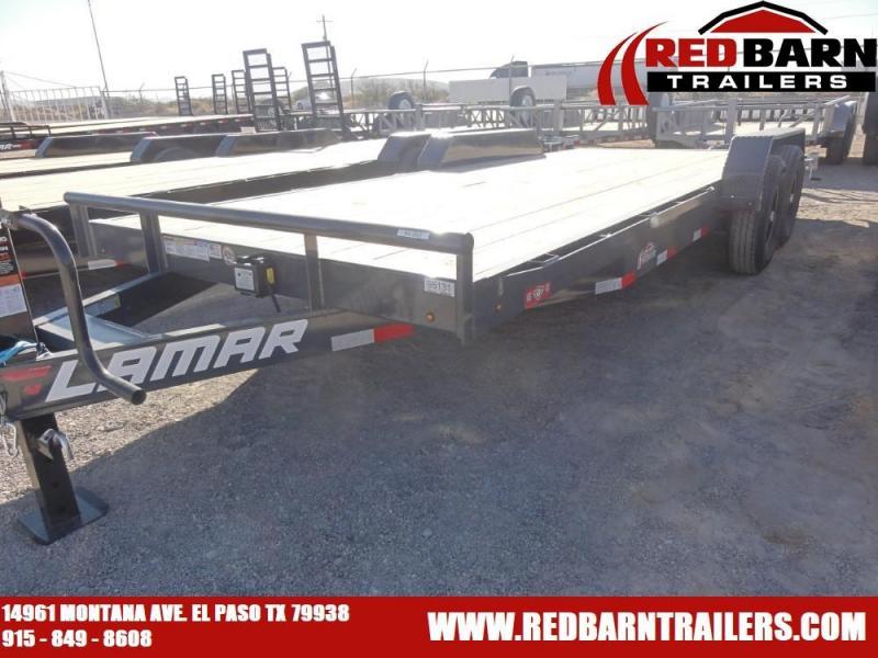83 X 20 2021 Lamar Trailers Equipment Hauler (H6) 14K