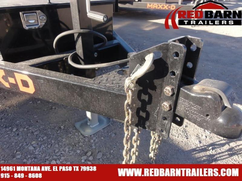 83X18 2021 MAXXD N6X TUBE FRAME CAR TRAILER Car Racing Trailer