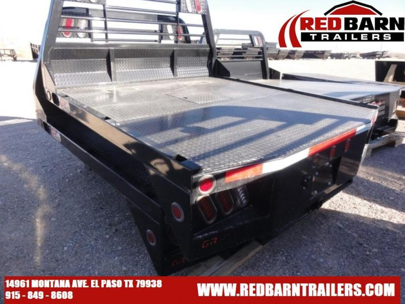 2021 GR Trailers TFB8084 Truck Bed