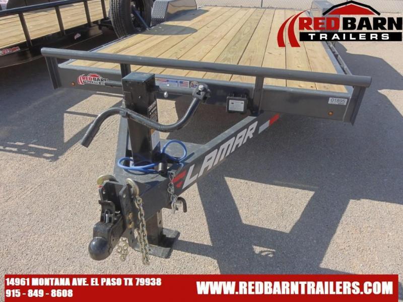 83 X 18 2021 Lamar Trailers H6831827 Equipment Trailer