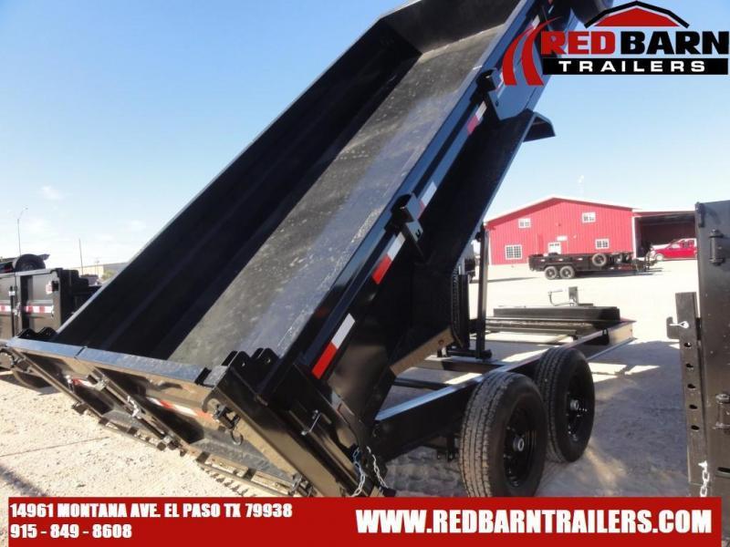 2021 ED 83 X 16  DUMP Trailers LDT1656P Dump Trailer