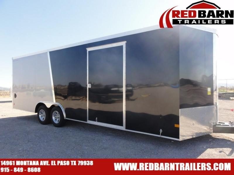 8.5 x 24 2021 ROADFORCE WELLS CARGO ENCLOSED TRAILER