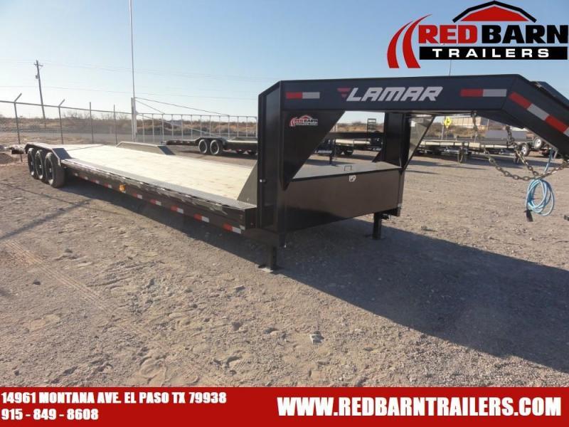 102 X 38 2021 Lamar Trailers H8023837 Equipment Trailer