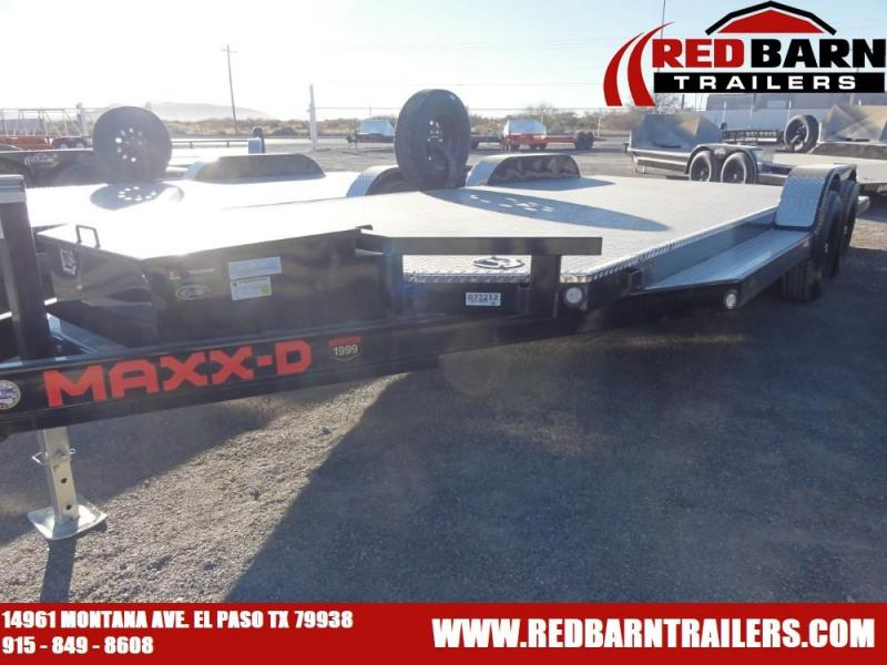 83X20 2021 MAXXD N6X TUBE FRAME CAR TRAILER Car Racing Trailer