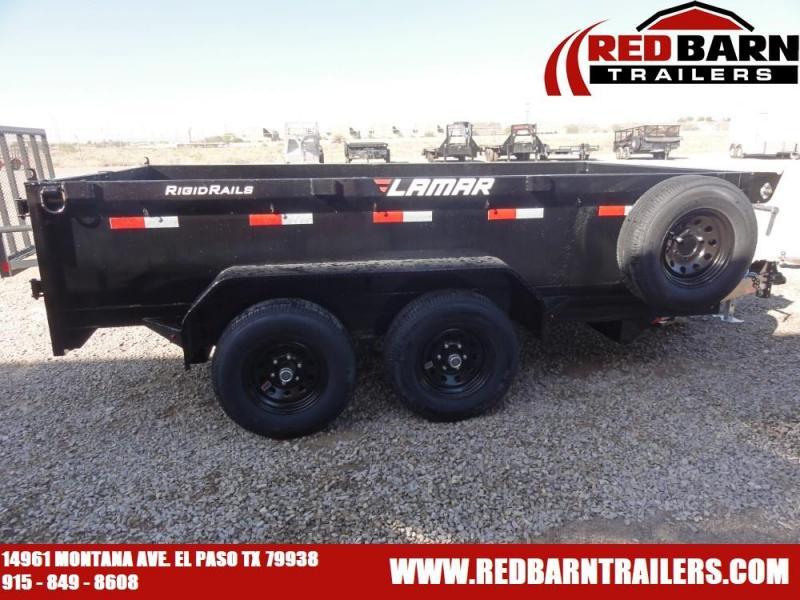77 X 12 2020 Lamar Trailers Medium Dump (DM) 10K Dump Trailer