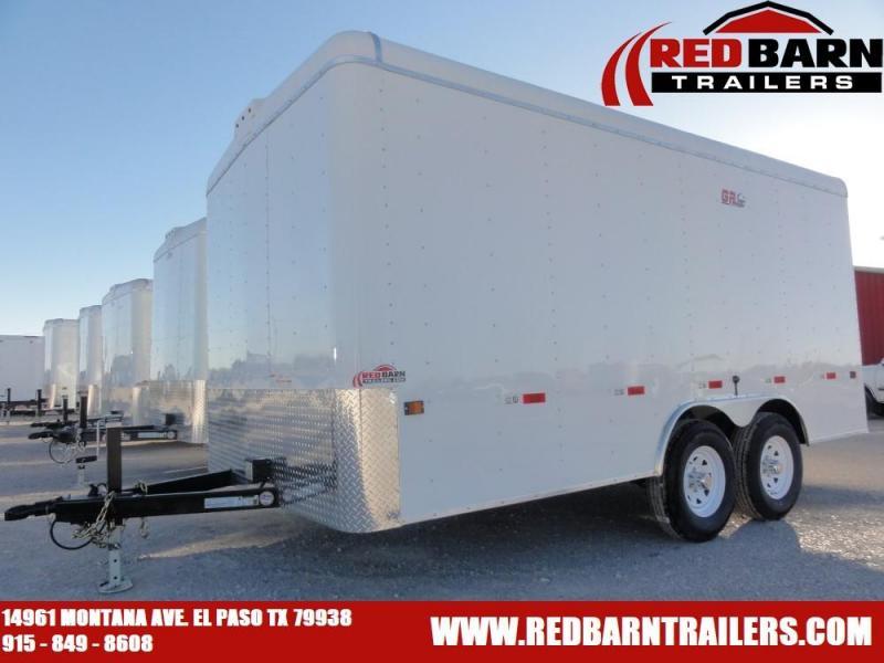 2021 GR Trailers CT8016WR10L Enclosed Cargo Trailer