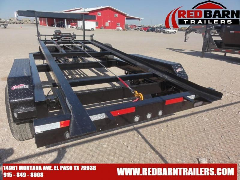 2021 MAXXD ROLL-OFF Dump Trailer (BINS SOLD SEPARATELY)