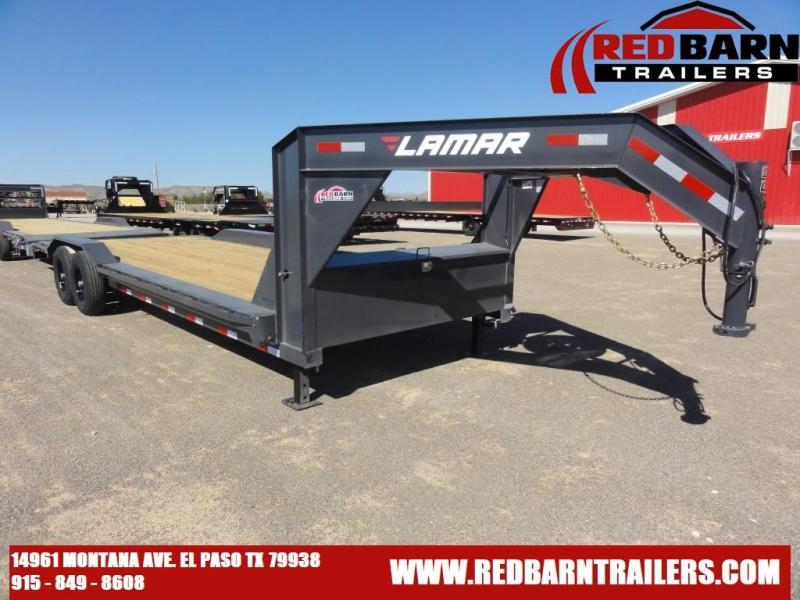 2021 LAMAR 102X24 Equipment Trailer H8022427G