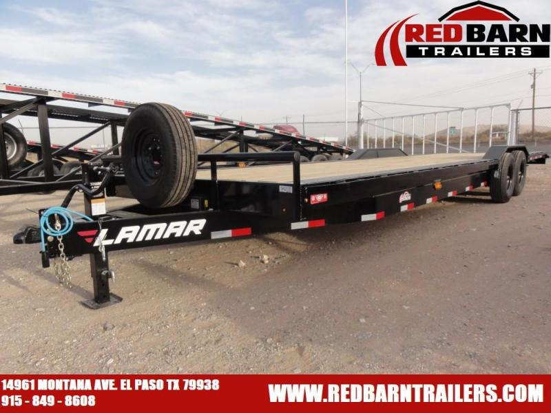 102x32 2021 Lamar Trailers HD Equipment Hauler (H8) 16K Equipment Trailer