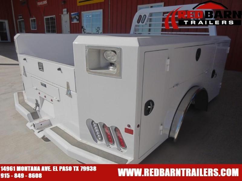 2021 Norstar SC086905802 Truck Bed