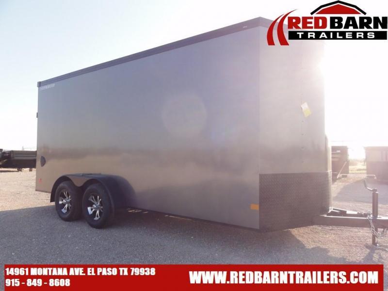 2022 WELLSCARGO 7X16 ROAD FORCE Enclosed Cargo Trailer