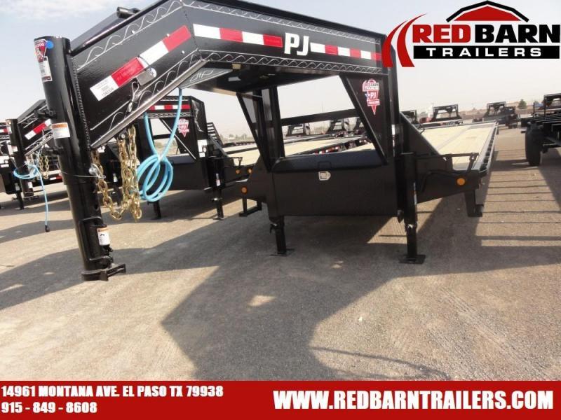 102 x 40FT. PJ Low-Pro Flatdeck with Duals (LD)