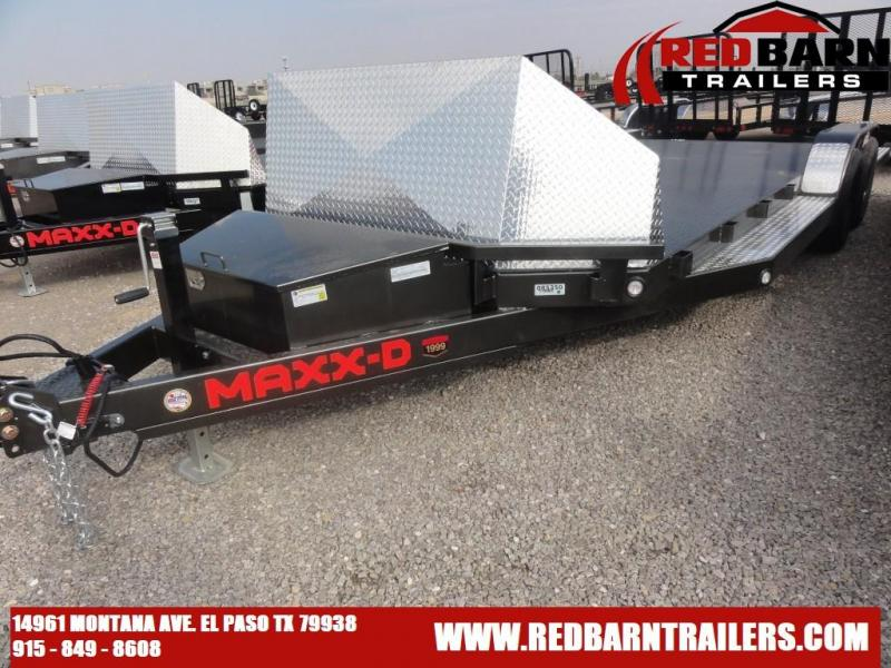 2022 MAXXD N5X TUBE FRAME CAR TRAILER Car Racing Trailer