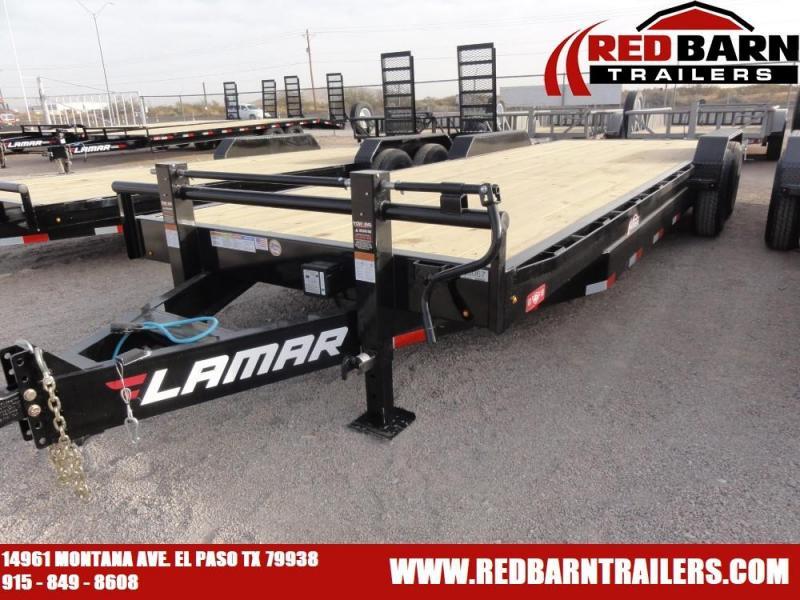 83 X 24 2021 Lamar Trailers Equipment Hauler (H6) 14K