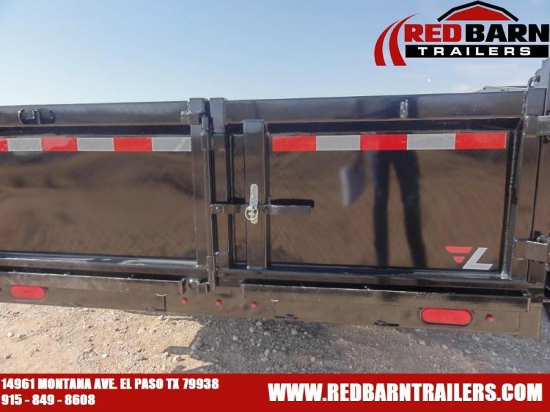 83 X 14 2021 Lamar Trailers Low-Pro Dump (DL) 14K Dump Trailer