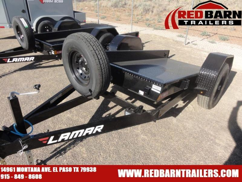 5 X 10 2020 Lamar Trailers SH59 Equipment Trailer