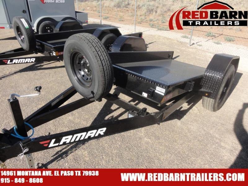 5 X 10 2020 Lamar Trailers SH59 Equipment Trailer