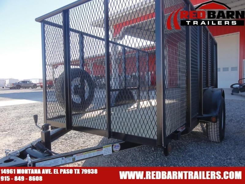 5 x 10 2021 GR Trailers UT5010W03LES Utility Trailer