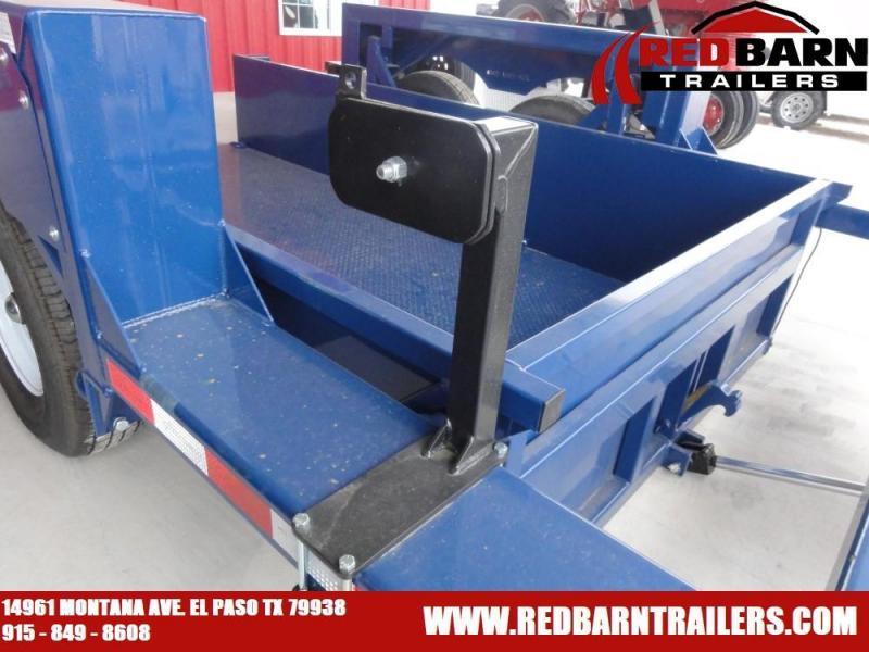 "6'3"" x 14 2020 Air Tow UT7014 Equipment Trailer @RED BARN TRAILERS"