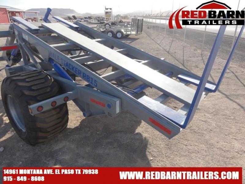 2021 FEHR BROW BALE WAGON RB152021007 Stacker