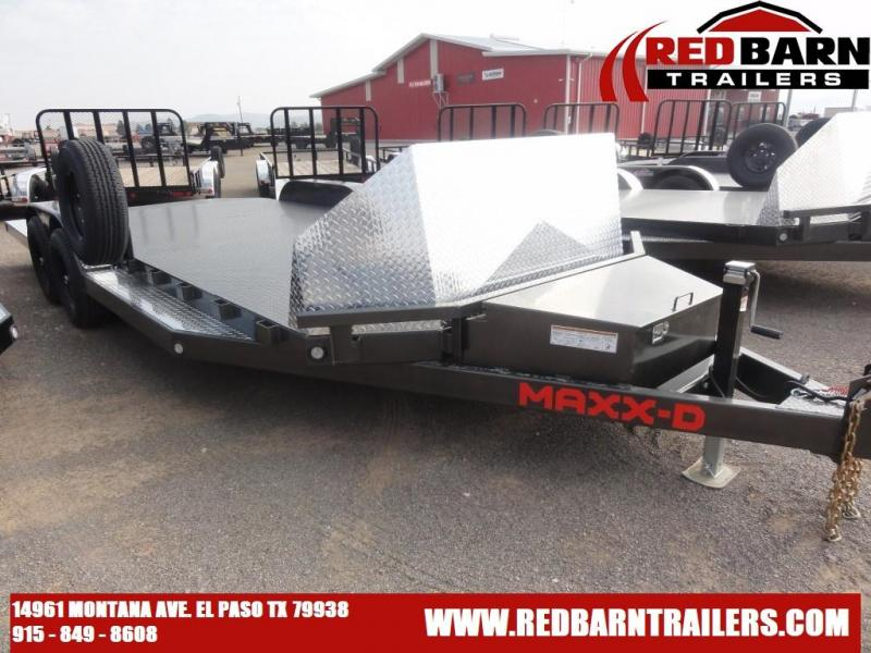 2022 MAXXD N6X TUBE FRAME CAR TRAILER Car Racing Trailer