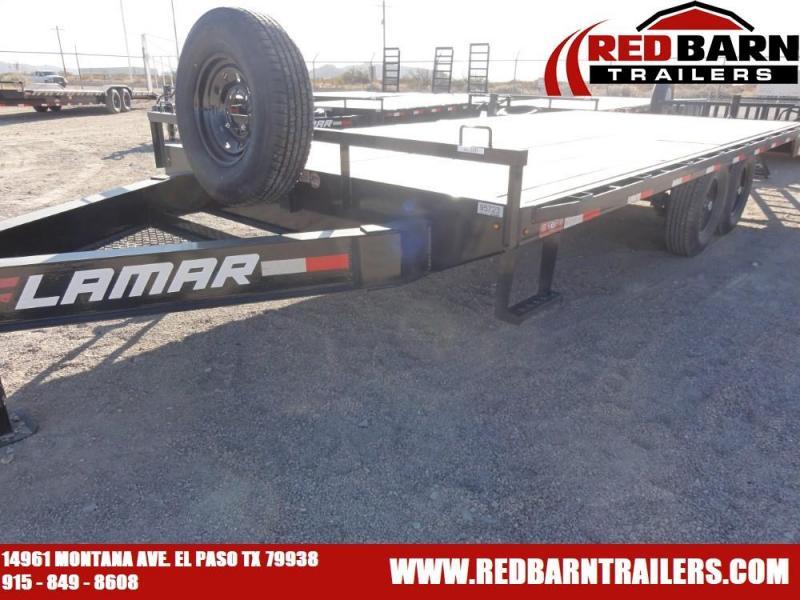 102 X 18 2021 Lamar Trailers Equipment Trailer