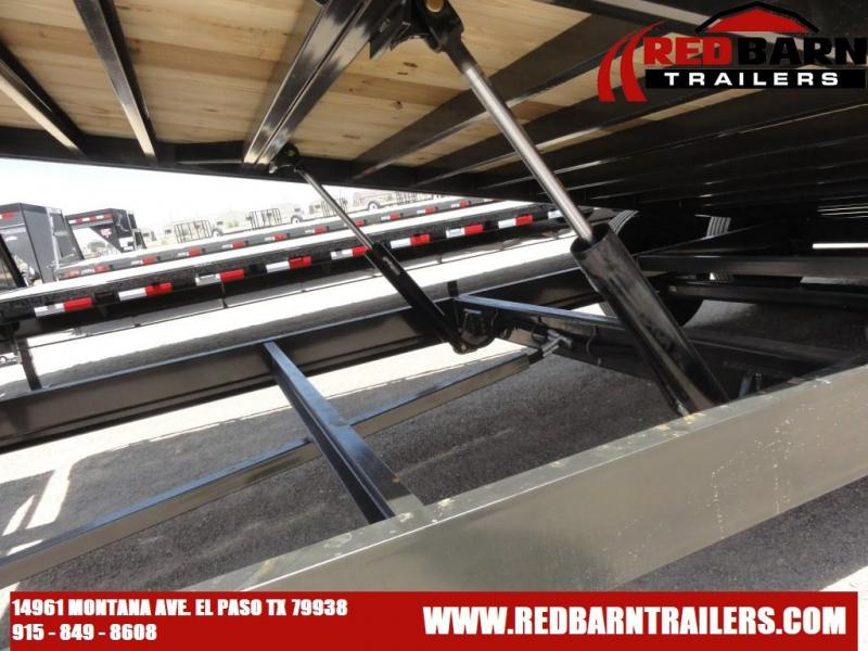 2021 MAXXD T8X10224G Equipment Trailer