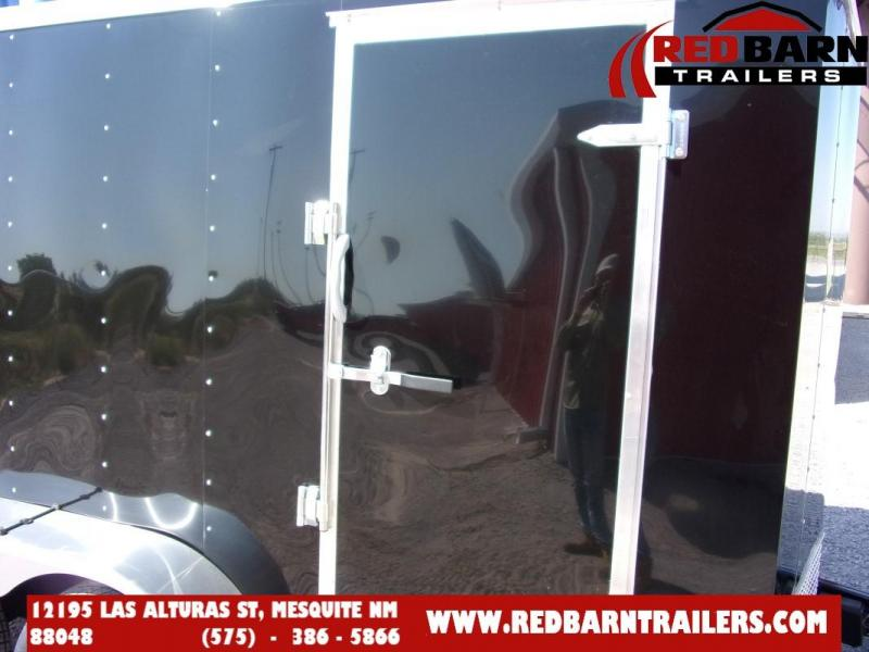 6 X 12 2022 Haulmark PP612T2-D Enclosed Cargo Trailer