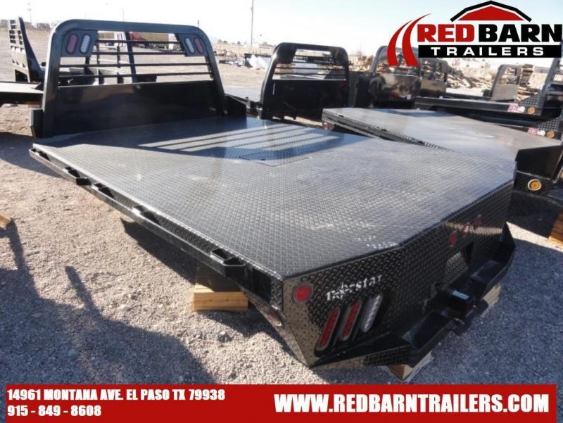 2021 Norstar SR114978434139BK Truck Bed