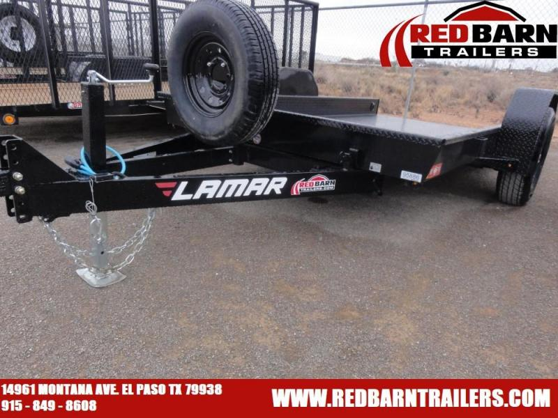 79 X 12 2021 Lamar Trailers SH791217 Equipment Trailer