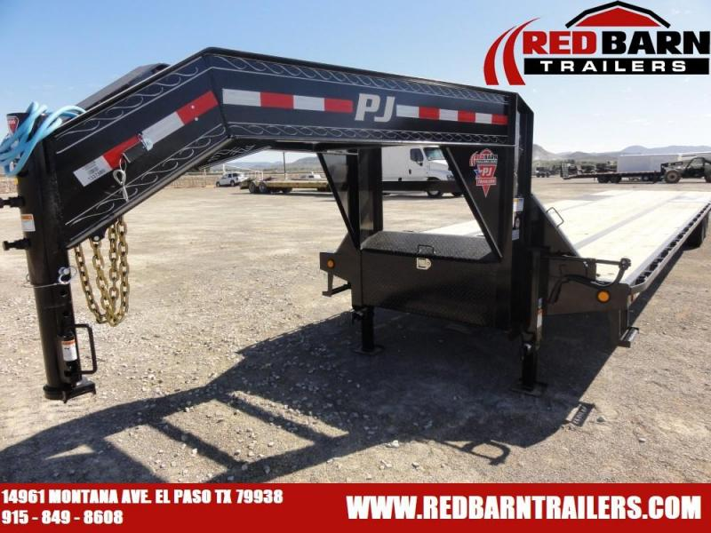 102 x 40 2020 PJ Trailers LD Flatbed Trailer