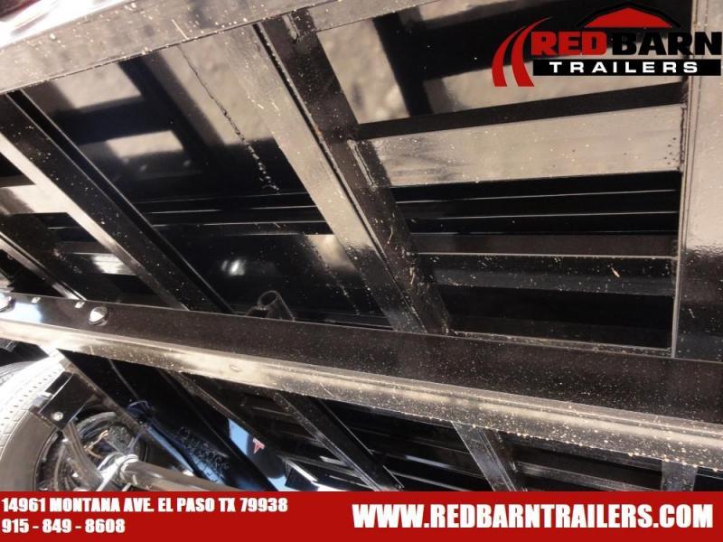 7 x 14 2021 PJ Trailers DL142 Dump Trailer