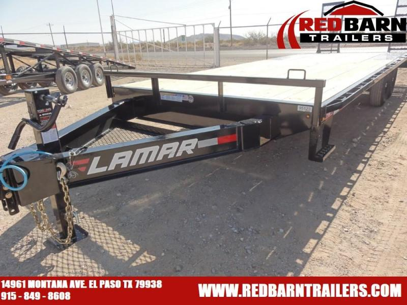 102 X 24 2021 Lamar Trailers Equipment Trailer