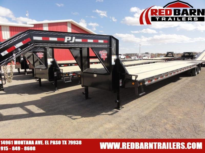 102 x 40FT. PJ Low-Pro Flatdeck with Duals (LD)