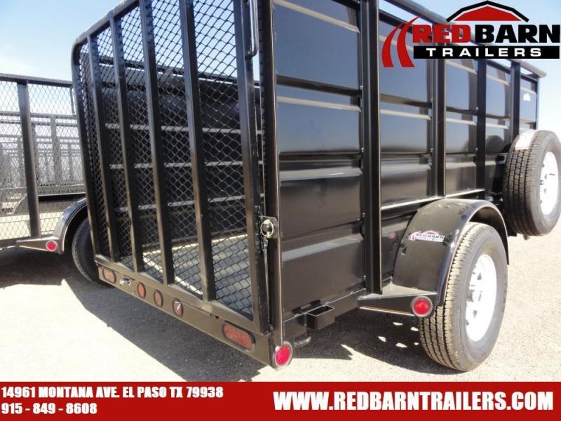 5 x 10 2020 GR Trailers UT5010W03L Utility Trailer