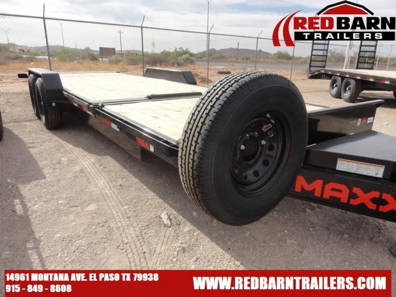 2021 MAXXD G8X8324 Titl Equipment Trailer