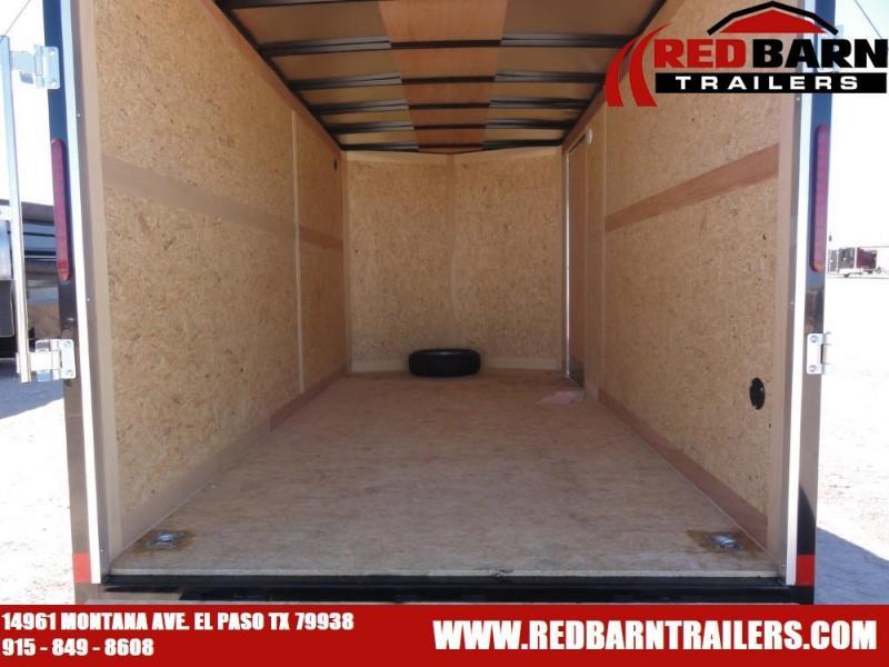 7x14 2021 Haulmark Passport  Enclosed Cargo Trailer