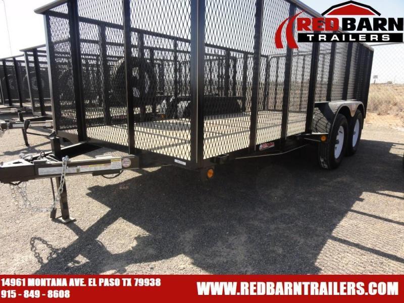 7 X 16 2021 GR Trailers UT716WR07LES Utility Trailer