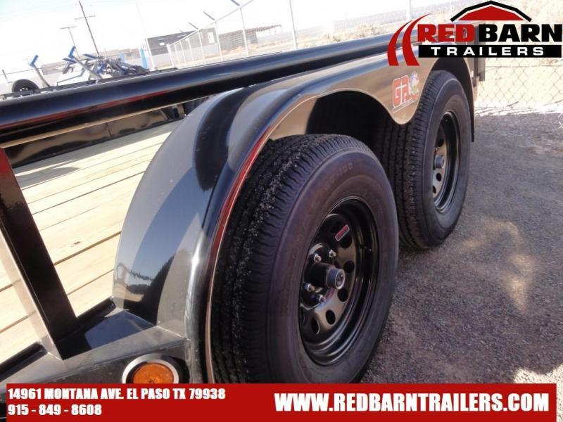 82 x 16  GR Tandem Axle Utility Trailer
