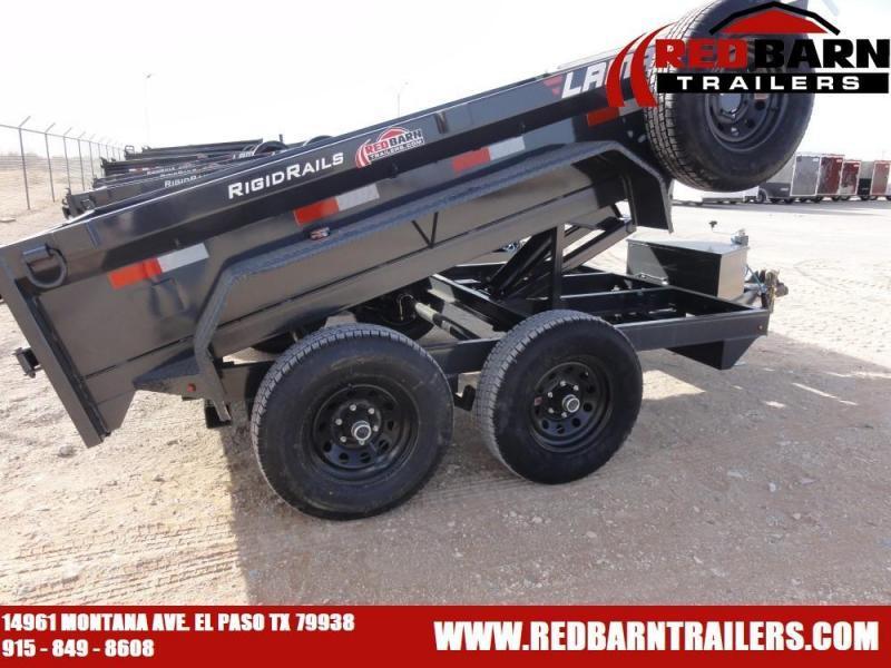 77 X 10 2021 Lamar Trailers Medium Dump (DM) 10K Dump Trailer