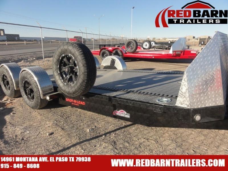 80 x 20 2021 MAXXD A6X 10K DROP-N-LOAD CAR TRAILER Car / Racing Trailer