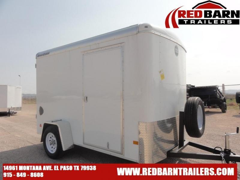 2021 WELLS CARGO 6X10 Enclosed Cargo Trailer RF610S2