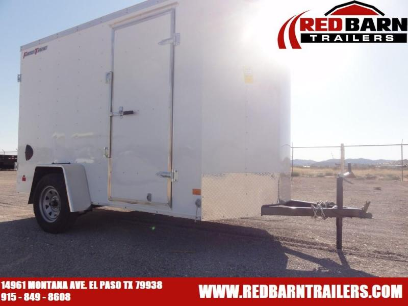 6X10 ENCLOSED/CARGO TRAILER FT610S2-D