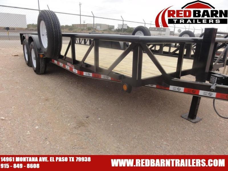 7 X 20 2021 GR Trailers UT7020WR14L Utility Trailer