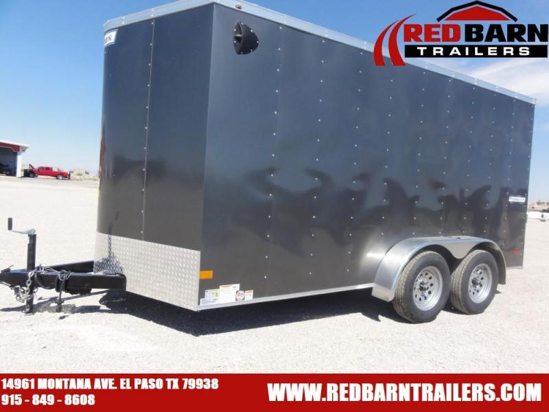 7 x 14 2020 HAULMARK PASSPORT Enclosed Cargo Trailer