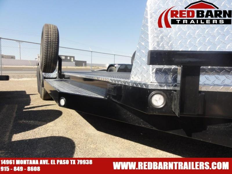 Red tube trailers