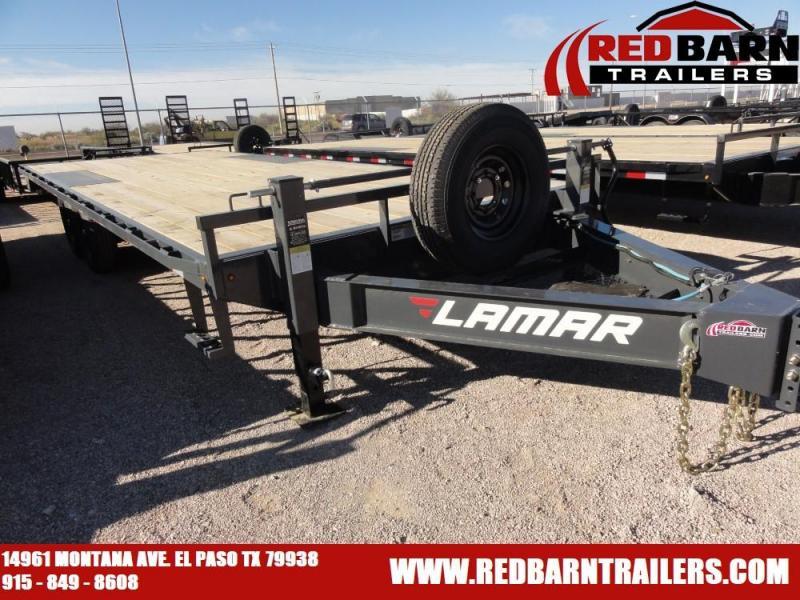 102 X 22 2020 Lamar Trailers F8022227 Equipment Trailer